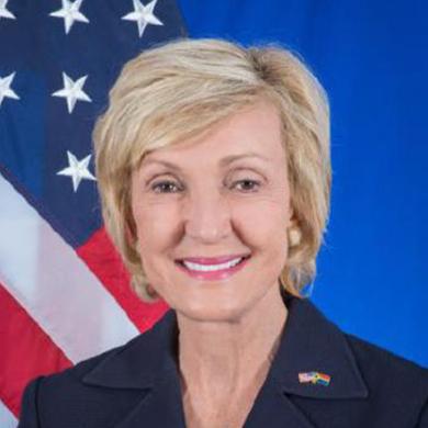 H.E. Ambassador Lana Marks