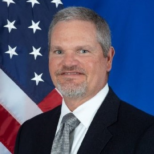 US Ambassador Craig Cloud (Botswana)