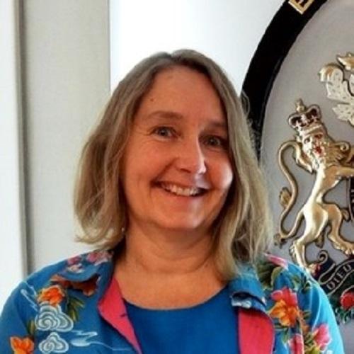 UK Ambassador Tina Redshaw (Cambodia)